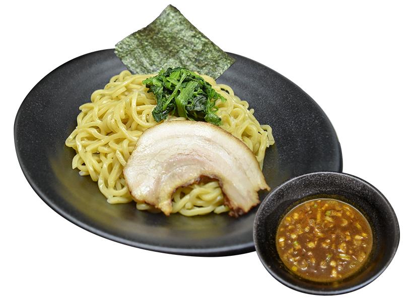 黒胡椒つけ麺